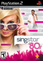 Sony SingStar 80's - Game Only