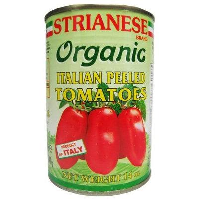 Strianese Organic Italian Peeled Tomatoes 14 oz. Can
