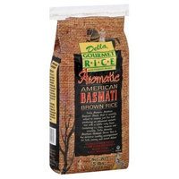 Della Gourmet Rice ,Aromatic American Basmati Brown Rice, 5-pounds
