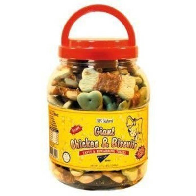 Pet Center Inc. PCI Giant Chicken and Biscuits 44oz Can