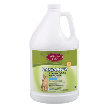 Whisker CityA Max Power Linen Breeze Cat Stain & Odor Remover