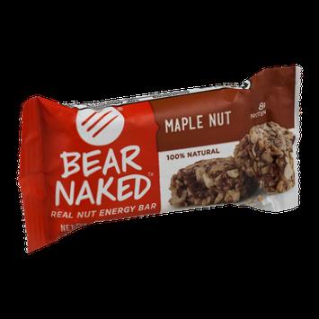 Bear Naked Real Nut Energy Bar Maple Nut