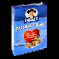 Quaker Oatmeal Squares Brown Sugar Cereal