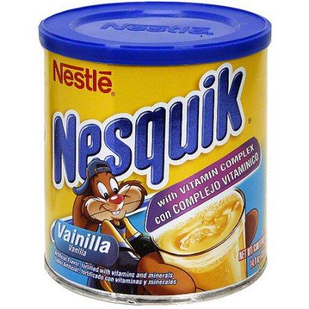Nestle Nesquik Vanilla Milk Additive