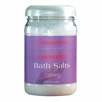 Soothing Touch & Sunshine Spa Soothing Touch Bath Salts Lavender 32 oz