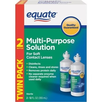 Equate - Multi-Purpose Contact Lenses Solution