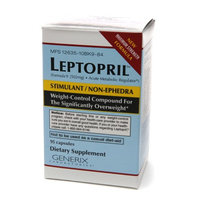 Generix Labs Leptopril Weight Control Capsules