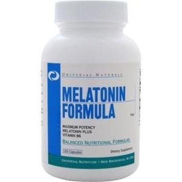Melatonin 5mg Universal Nutrition 60 Caps