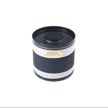 Samyang 500mm f/6.3 Mirror Lens (White) (T Mount)