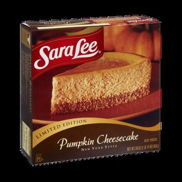 Sara Lee New York Style Pumpkin Cheesecake