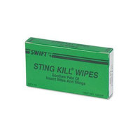 Physicianscare First Aid Sting Relief Pads