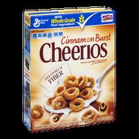 Cherrios General Mills Cinnamon Burst Cereal