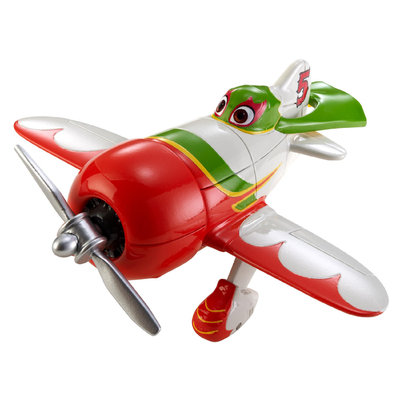 Mattel Planes - Die Cast Vehicle - El Chupacabra