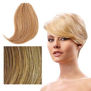 hairdo. Swept Away Bang