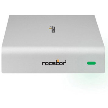 Rocstor ROCPRO 900e 1TB Desktop-Mobile Hard Drive with USB 3.0, 2x FireWire 800 and eSATA Ports