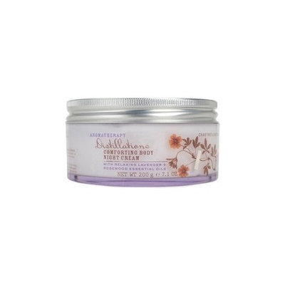 Crabtree & Evelyn Distillations Relaxing - Comforting Body Night Cream, 7.1 oz