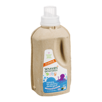 Seventh Generation Baby Natural 4X Laundry Detergent - 42 Loads