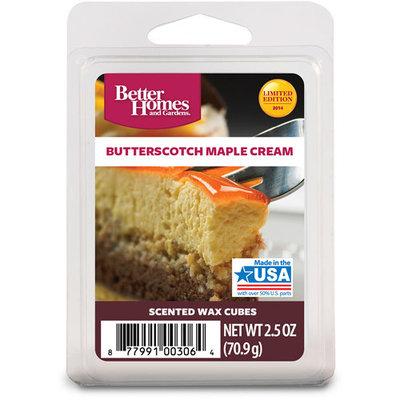 Better Homes and GardensWax Cubes, Butterscotch Maple Cream