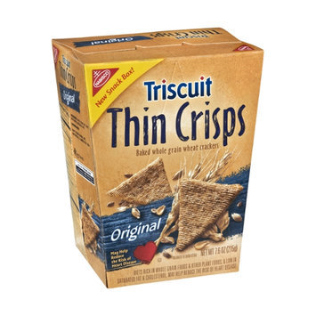 Nabisco Triscuit Thin Crisps Original Wheat Crackers