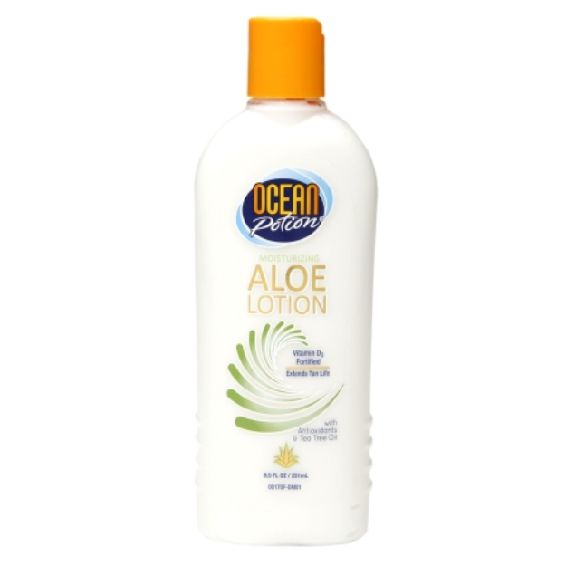 Ocean Potion Suncare Aloe Aftersun Lotion
