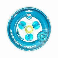 Astrojax USA AQUA Blue Game ages 8 and up, 1 ea