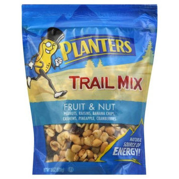 Planters Trail Mix Fruit & Nut, 19 OZ (Pack of 6)