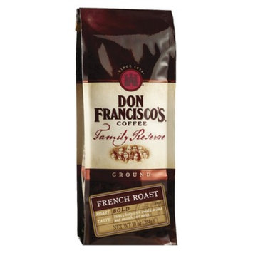 Don Franciscos Don Francisco's Family Reserve French Roast Ground Coffee 10 oz