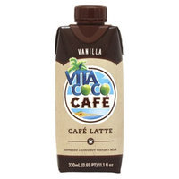 Vita Coco Coco Café Vanilla Latte Coconut Water 11.1 oz