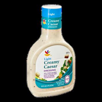 Ahold Light Creamy Caesar Dressing