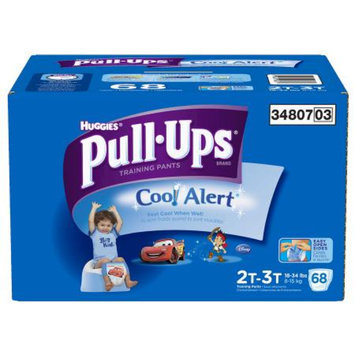 Pull-Ups Training Pants with Cool Alert for Boys 2T-3T