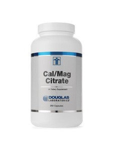 Douglas Labs Cal/Mag Citrate 250 vcaps