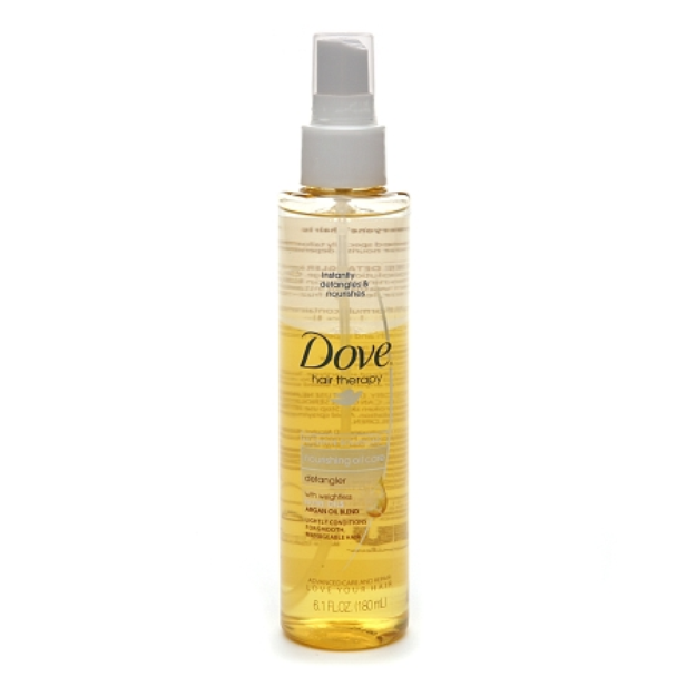 Dove Nourishing Oil Hair Care