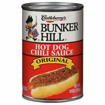 Bunker Hill Original Hot Dog Chili Sauce