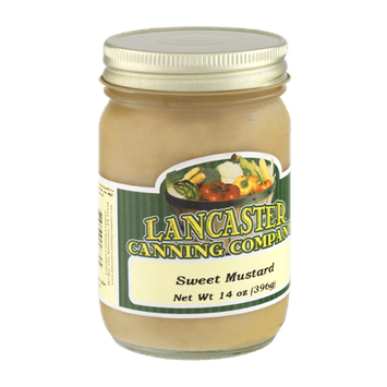 Lancaster Canning Company Sweet Mustard