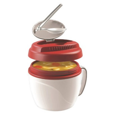 Cool Gear EZ Freeze Stay Fit Red Soup 2 Go 3.25 oz Cup
