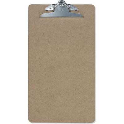 Officemate Wood Clipboard, Legal Size, Recycled, 1 Clipboard (83101)