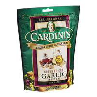 Cardini's Gourmet Cut Garlic Croutons