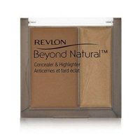 Revlon: 320 Medium Beyond Natural Concealer and Highlighter, 0.21 oz