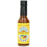 Daves Gourmet Dave's Gourmet Hot Sauce, Temporary Insanity, 5 Ounce