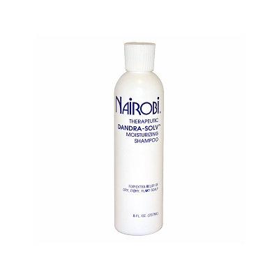 Nairobi Therapeutic Dandra-Solv Moisturizing Shampoo for Unisex - 8 oz
