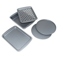 BakerEze Nonstick Personal Size Baking Set - 5 piece