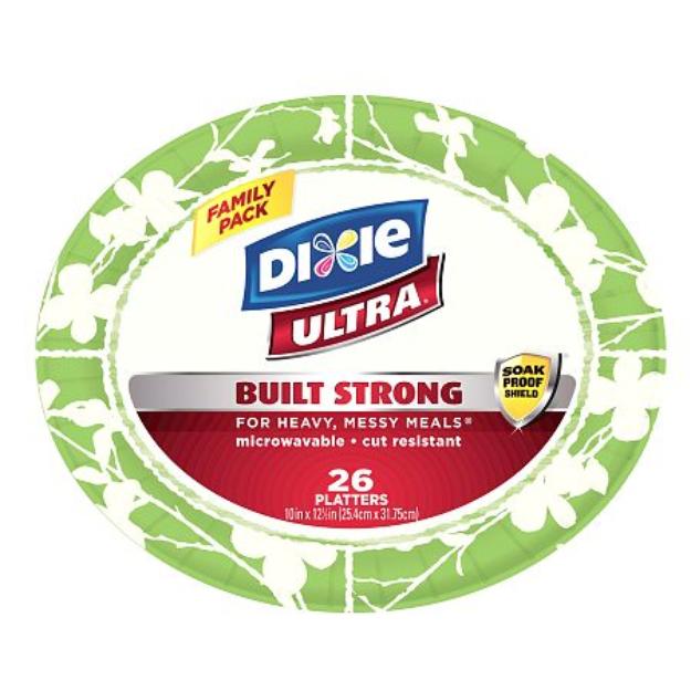 Dixie Ultra Platters
