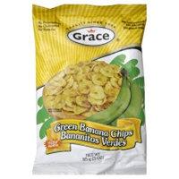 Grace Green Banana Chips, 3oz