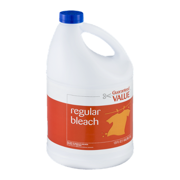 Guaranteed Value Regular Bleach