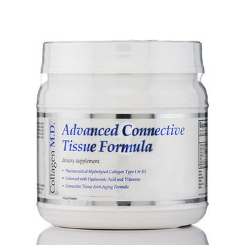 Advanced Connective Tissue Formula 14 oz by Collagen MD Inc