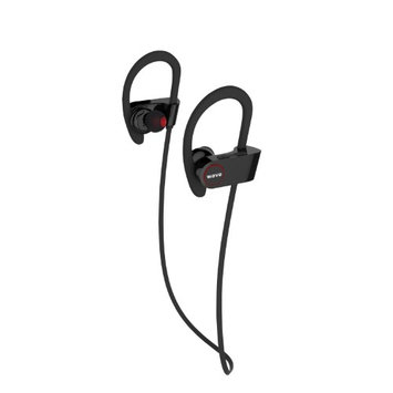 American Pumpkins WAVE-In-Ear Wireless Bluetooth Comfortable Headphones w/Noise Cancellation, Sweat Proof, 8Hr Play
