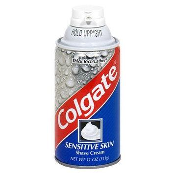 Colgate Shave Cream, Sensitive Skin, 11 oz (311 g)