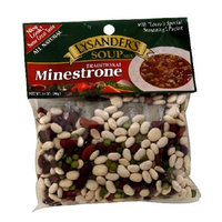 Lysander's Traditional Minestrone Soup Mix, 10-Ounce (Pack of 6)
