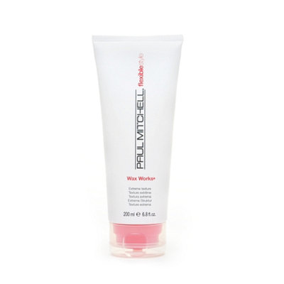 Paul Mitchell Flexible Style Wax Works High-Definition Wax