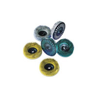 Scotch-Brite Bristle Disc, 4 1/2in Diameter, Grit: 36
